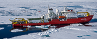 Korean research ship heads to North Pole