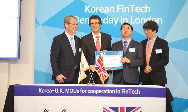Korean fintech makes inroads in UK