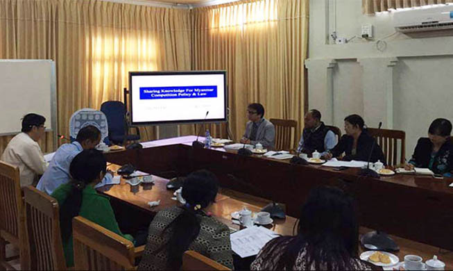Korea, Laos share fair trade law, policy implementation experience