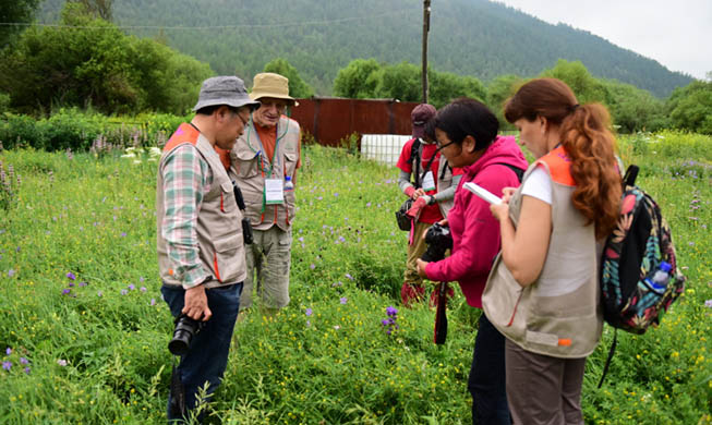 Korea, Mongolia cooperate on plant diversity, conservation