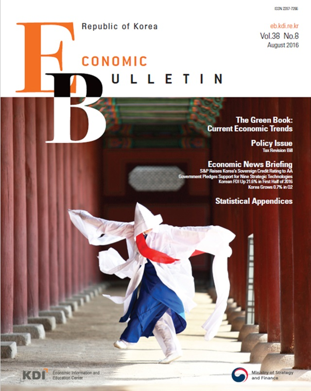 Economic Bulletin (Vol. 38 No. 8)