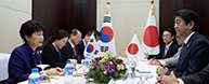 Seoul, Tokyo to cooperate on denuclearization, advancing ties