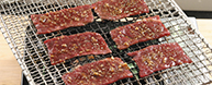 Korean recipes: Neobiani grilled sliced beef