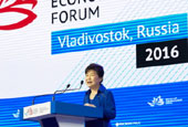Keynote address by President Park Geun-hye of the Republic of Kor...