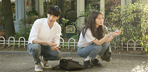 Shin min-ah and Lee Je-hoon begin filming for ′Tomorrow With You′