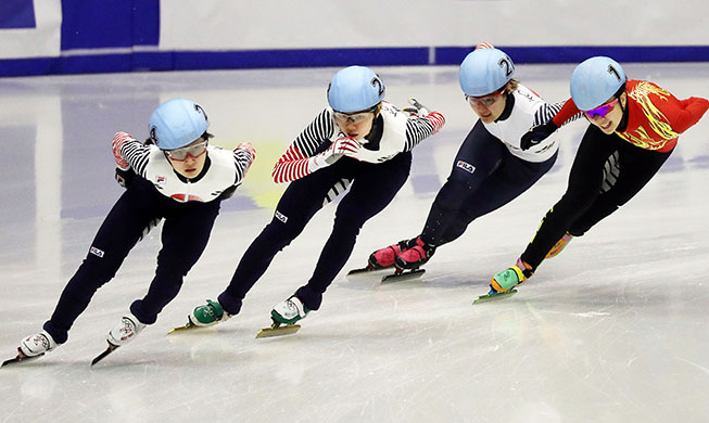 Asian athletes jostle for medals in Sapporo
