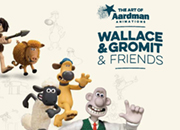 The Art of Aardman Animations: Wallace & Gromit and Friends