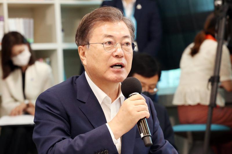 200818_President Moon_green smart school_01