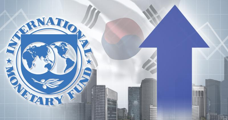 IMF raises Korea's growth outlook this year to 3.6% : Korea.net : The  official website of the Republic of Korea