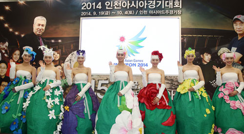 Incheon games to show 'One Asia ...