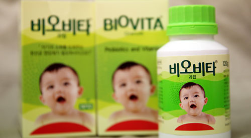 Biovita helps maintain baby heal...